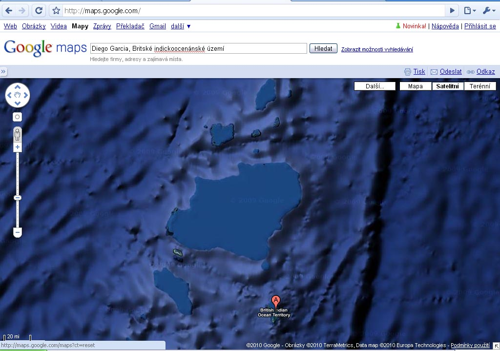 ab20c957ad2 ostrov New Diego Garcia. amici si to pronajali jako vojenskou zakladnu od  anglanu... odtama planujou pravdepodobnej utok na Iran