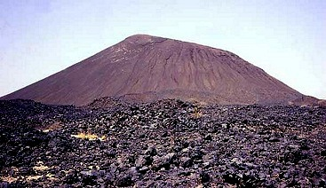 Todra Volcanic Field Photo